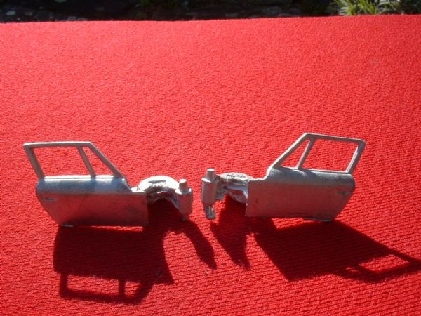 Dinky Toys 188 Jenson FF {Left and Right doors}  (Price for pair)